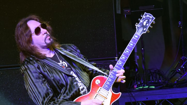 Ace Frehley Hospitalized With Exhaustion, Dehydration
