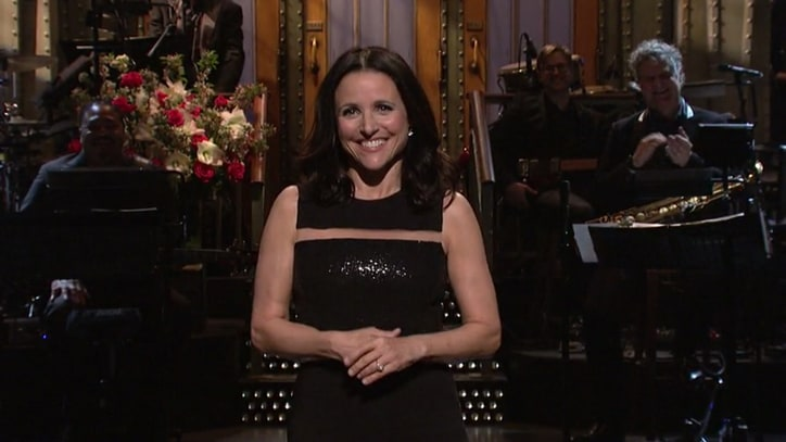 Julia Louis-Dreyfus on 'SNL': 3 Sketches You Have to See