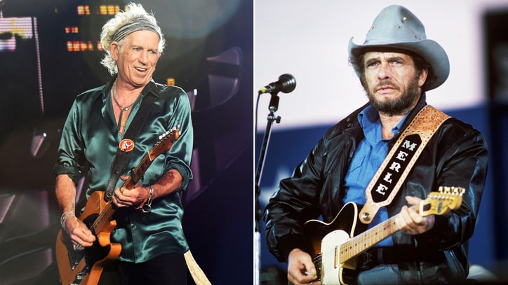 Keith Richards on Merle Haggard: 'Another Goodbye to Another Good Friend'