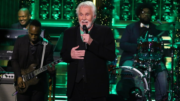 Kenny Rogers Reveals Farewell Tour Dates: The Ram Report