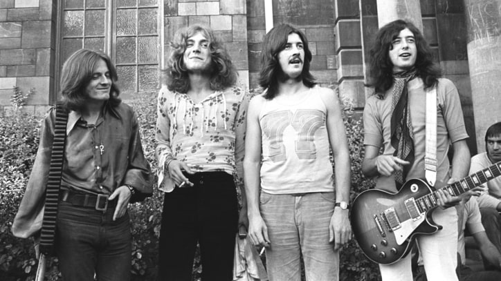 For Led Zeppelin, an Uncertain Legal Future Over 'Stairway to Heaven'