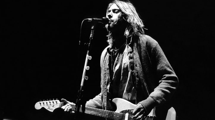 Kurt Cobain's Guitar From Final Nirvana Tour Going to Auction