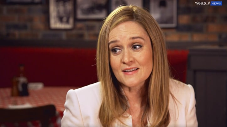 Samantha Bee 'Very Zen' About Not Being Offered 'Daily Show' Host Gig