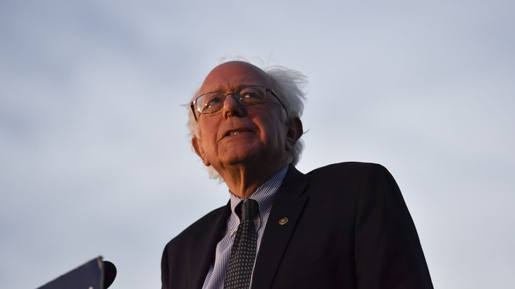Real-Life Gordon Gekko: Only Bernie Sanders Will Take on Wall Street