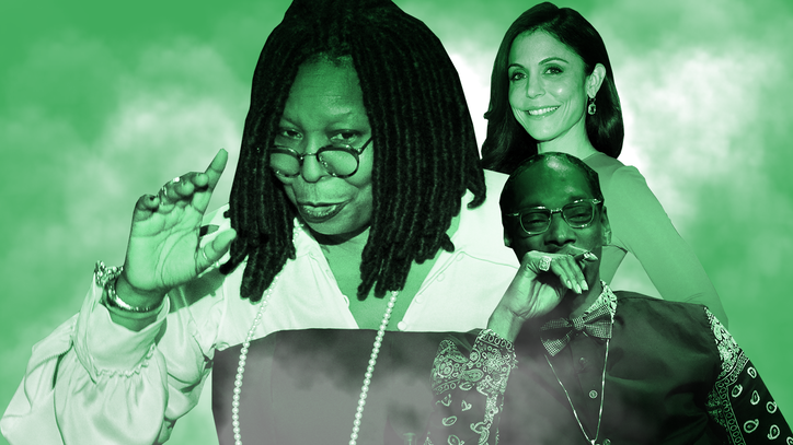 High Goods: 12 Celebrities in the Weed Business