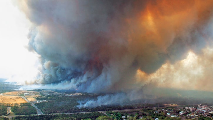 Will America's Worst Wildfire Disaster Happen in New Jersey?