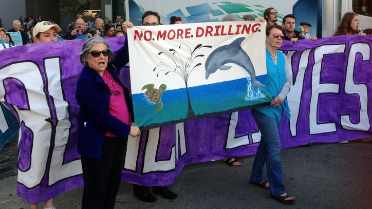 6 Years After Gulf Oil Spill, Residents Demand 'No More Drilling'