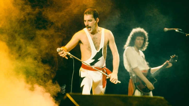 Freddie Mercury's Lyric-Filled Notebook Heading to Auction