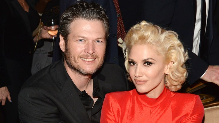 Blake Shelton, Gwen Stefani to Duet on Shelton's New Album