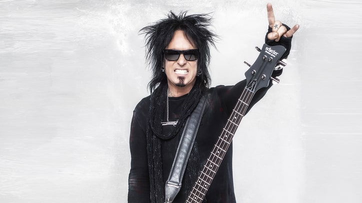 Nikki Sixx on Life After Motley Crue, Beat Generation Influence