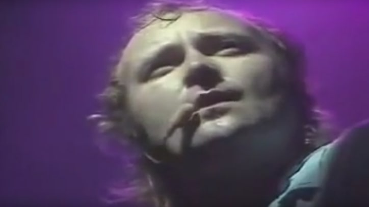 Flashback: Phil Collins Plays 'In the Air Tonight' With Eric Clapton