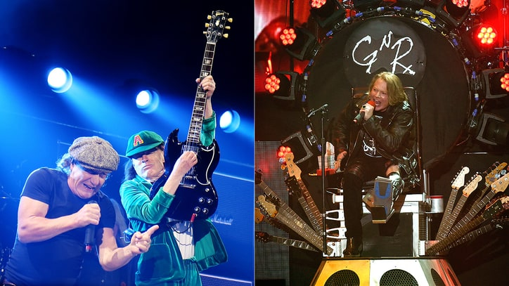 4 Questions We Still Have About AC/DC and Axl Rose