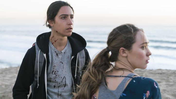 'Fear the Walking Dead' Recap: Plane and Simple