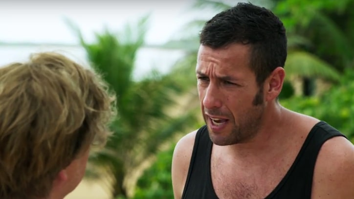 See Red-Band Trailer for Adam Sandler's 'The Do-Over'