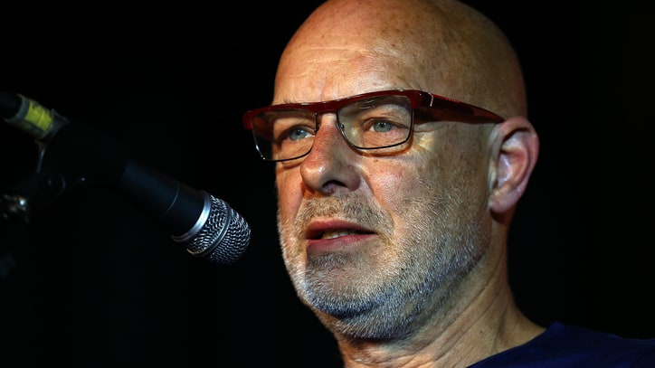Hear Brian Eno's Reverent Velvet Underground Cover 'I'm Set Free'