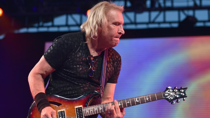 Joe Walsh Nixes Concert After GOP Ties Revealed