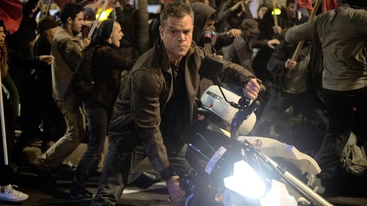 See Matt Damon's Thrilling Return in 'Jason Bourne' Trailer