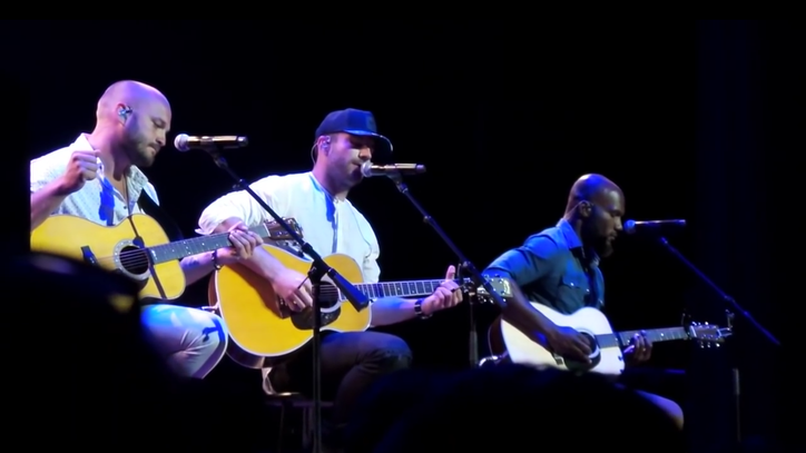 See Sam Hunt's Seductive 'Girl Crush' Cover