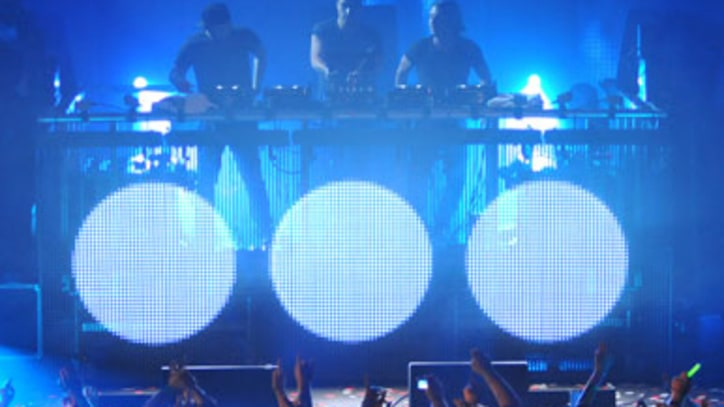 Swedish House Mafia Take London With Powerhouse Performance