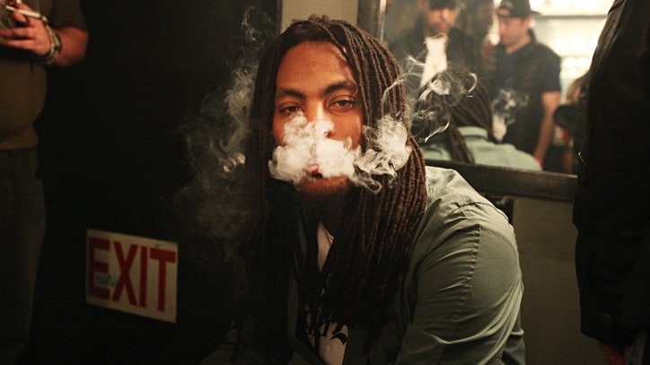 Back in the High Life: See Waka Flocka Flame Explore NYC on 4/20