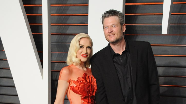 Blake Shelton Talks New Gwen Stefani Duet 'Go Ahead and Break My Heart'