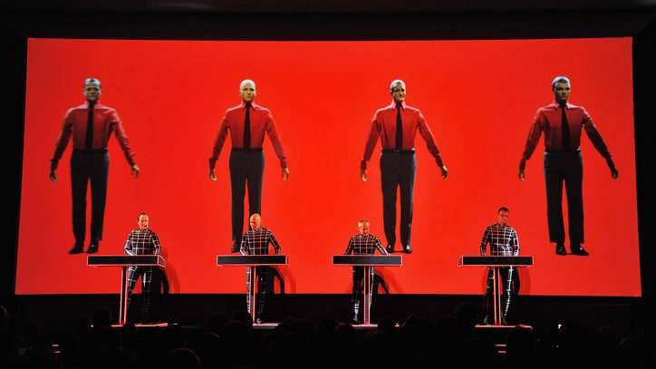 Kraftwerk Bringing 3-D Concerts Back to U.S. in September