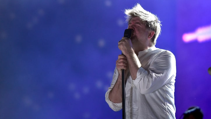 LCD Soundsystem Honor Prince With 'Controversy' Cover at Coachella