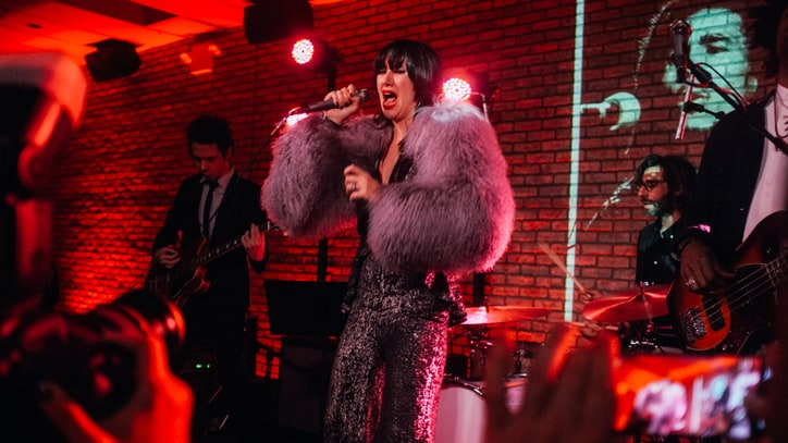 Yeah Yeah Yeahs Reunite for David Bowie, Lou Reed Covers
