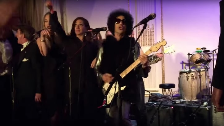 Watch Prince's All-Star 'SNL 40' After Party Performance
