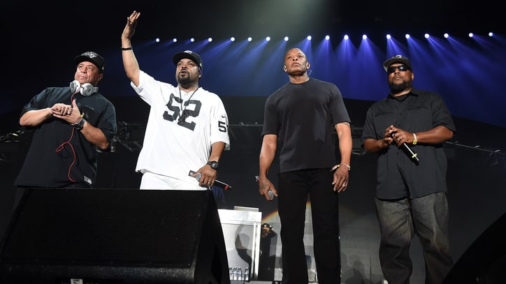 Watch Ice Cube Bring Out N.W.A, Dr. Dre, Kendrick Lamar at Coachella