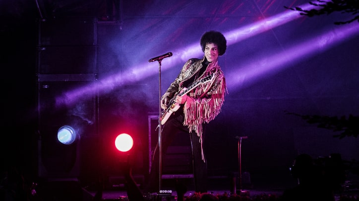 On the Charts: Prince Claims Number One, Rules Top 10