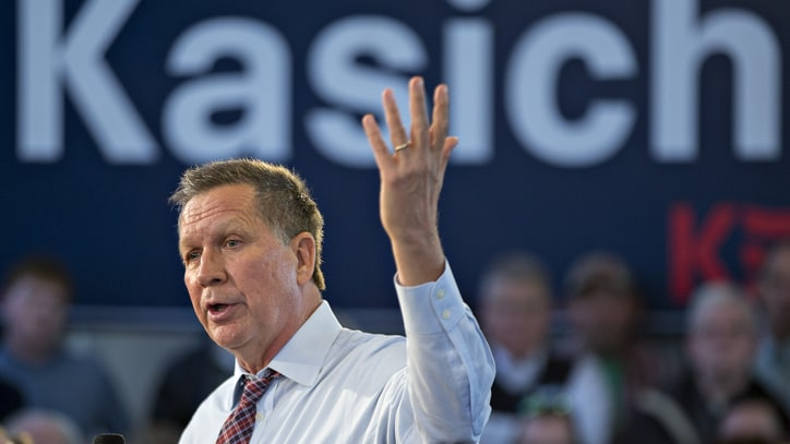 John Kasich Botched Getting Into Oregon Voters' Guide