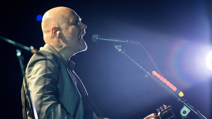 Watch Billy Corgan's Intimate Acoustic Cover of Prince's 'The Cross'