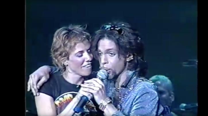Flashback: See Prince and Sheryl Crow's 'Everyday Is a Winding Road'