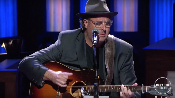 Hear Vince Gill's New Song About Merle Haggard