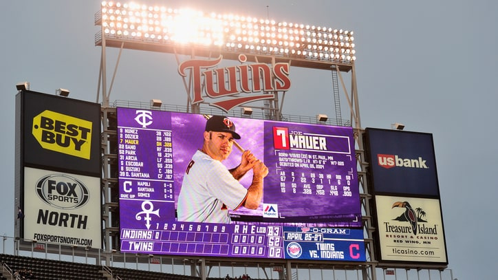 Watch the Minnesota Twins' Touching Tribute to Prince