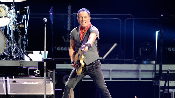 Watch Bruce Springsteen's 'Purple Rain' Cover at Brooklyn Concert