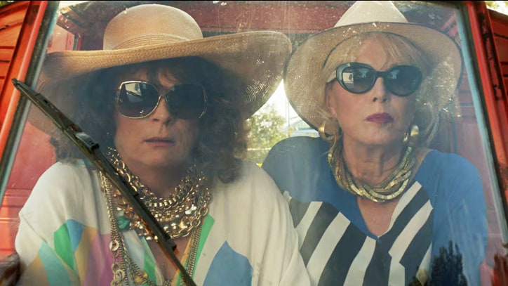 Watch Cameo-Filled First Trailer for 'Absolutely Fabulous: The Movie'