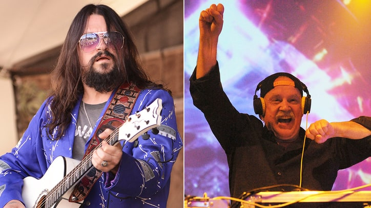 Shooter Jennings on Giorgio Moroder: 'An Insane Composer'