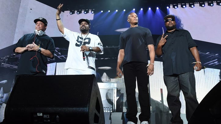N.W.A's Coachella Reunion 'Felt Like Old Times,' MC Ren Says