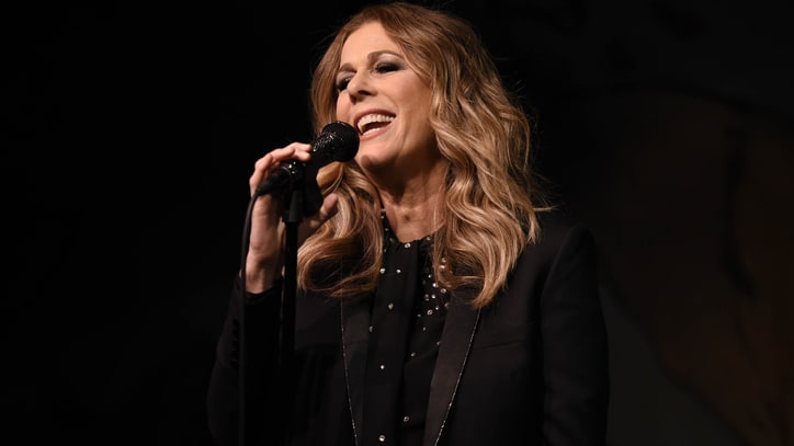 Rita Wilson on 'Vulnerable' Approach to Music Career