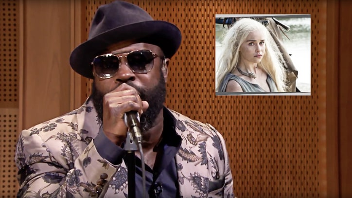 Watch the Roots' Black Thought's 'Game of Thrones' Recap Rap