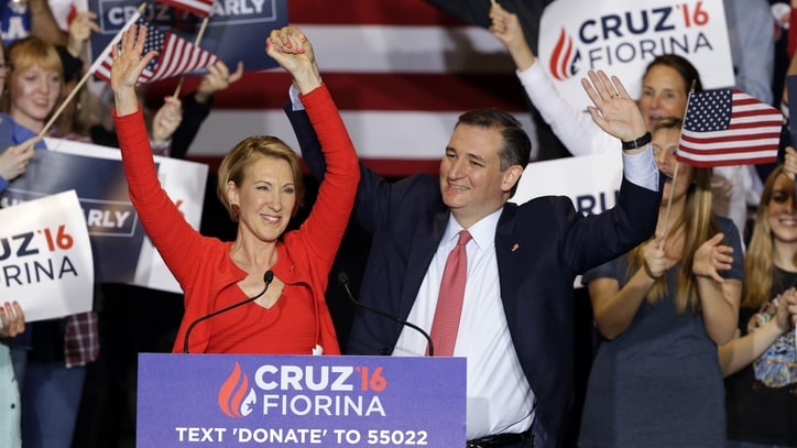 Carly Fiorina: The Anti-Woman Woman Ted Cruz Doesn't Need