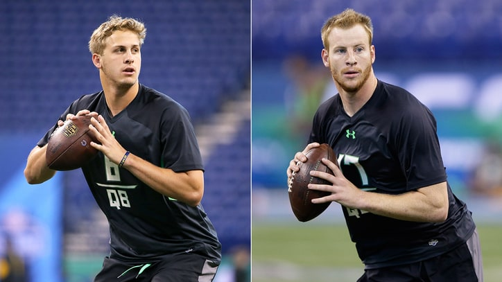 2016 NFL Draft: Jared Goff and Carson Wentz, Two QBs With One Mentor