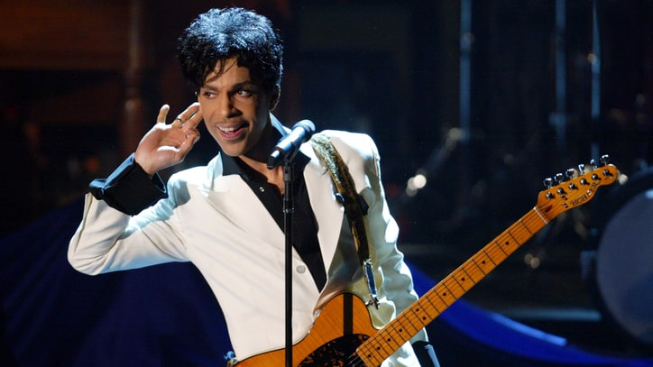 Watch Prince's Complete Rock and Roll Hall of Fame Performance