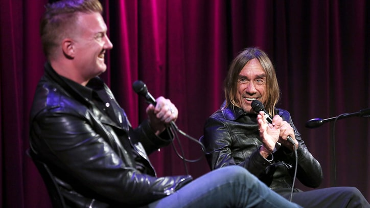 10 Things We Learned From Iggy Pop and Josh Homme's Grammy Museum Talk