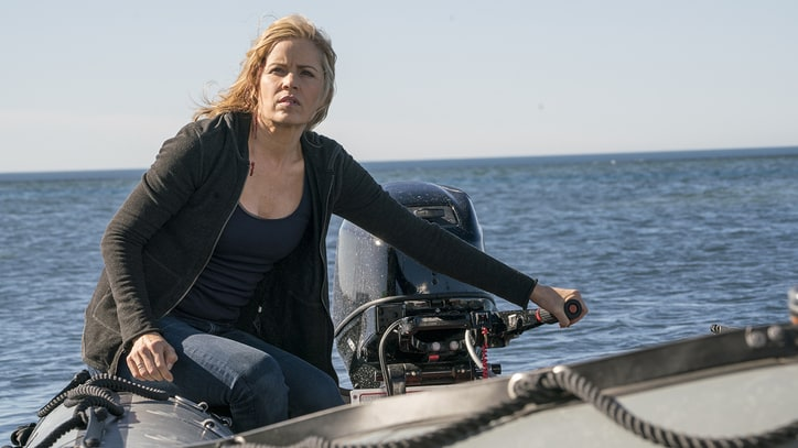 'Fear the Walking Dead' Recap: Intensity in Tent Cities