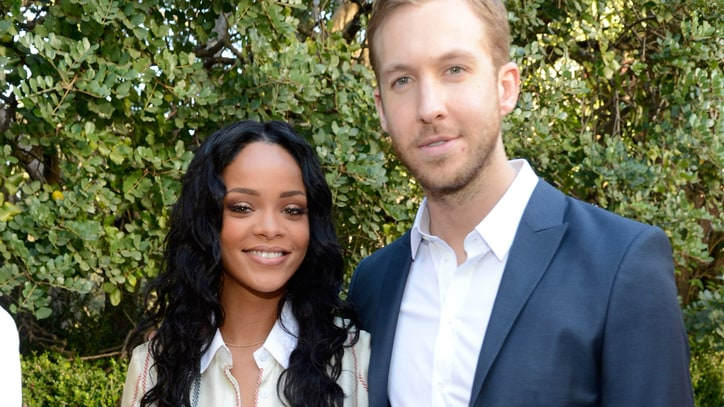 Rihanna, Calvin Harris Reunite for Addictive 'This Is What You Came For'