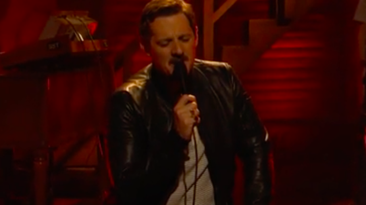 Watch Sturgill Simpson's Tender 'Oh Sarah' on 'Conan'