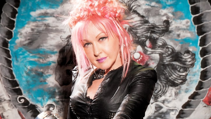 Cyndi Lauper on Her Country Album, Donald Trump, Hanging With Lady Gaga